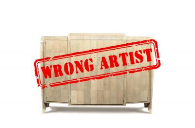 Attribution error for a $330,000 sideboard to Jules LELEU